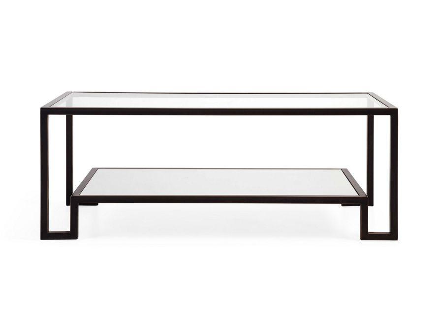 Merlin Coffee Table Arhaus Furniture Coffee Table Round