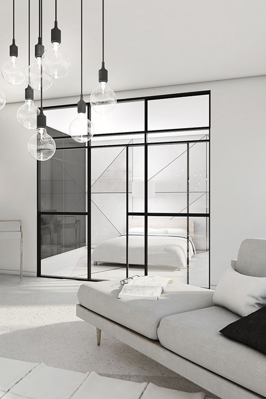 cknd sas hotel room by dorota pilor more - White Hotel Ideas
