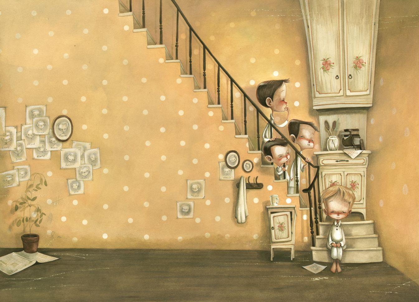 "Daniela Volpari «Oliver Twist» | ""Картинки и разговоры"""