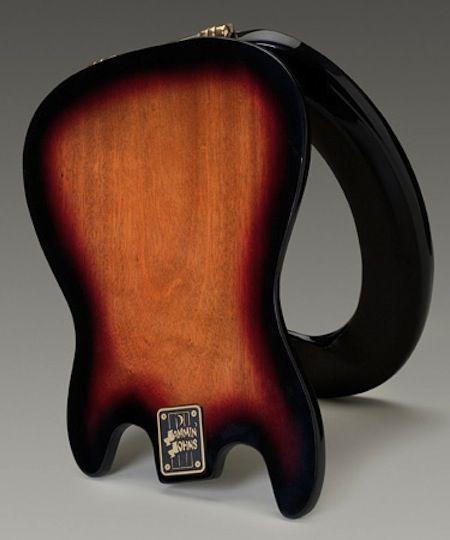 Superb Funny Musical Toilet Seats Shaped Like Guitars Grand Machost Co Dining Chair Design Ideas Machostcouk