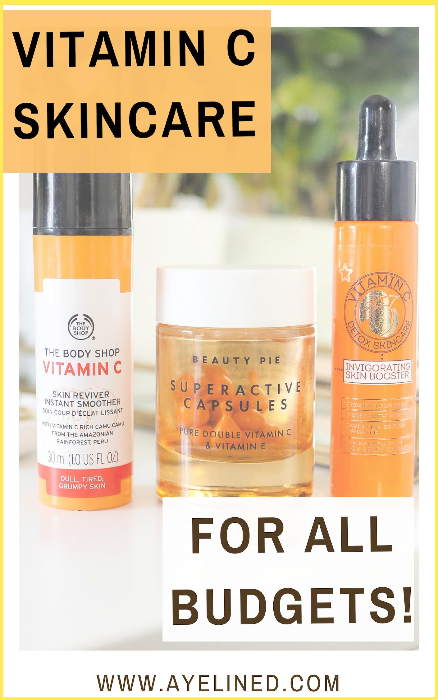 Aye Lined Uk Scottish Beauty Lifestyle Blog Skin Care Baking Soda Shampoo Favorite Skincare Products