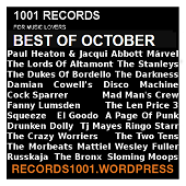 BEST MUSIC ALBUMS OCTOBER