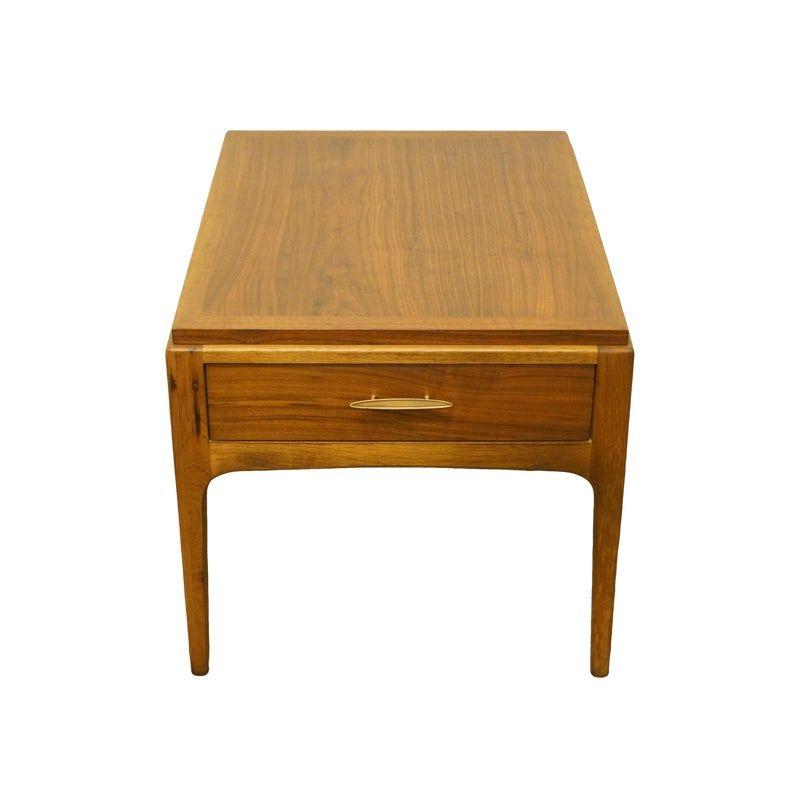 Lane Furniture Alta Vista Va Rhythm Collection Mid Century Modern Accent End Table Lane Furniture Midcentury