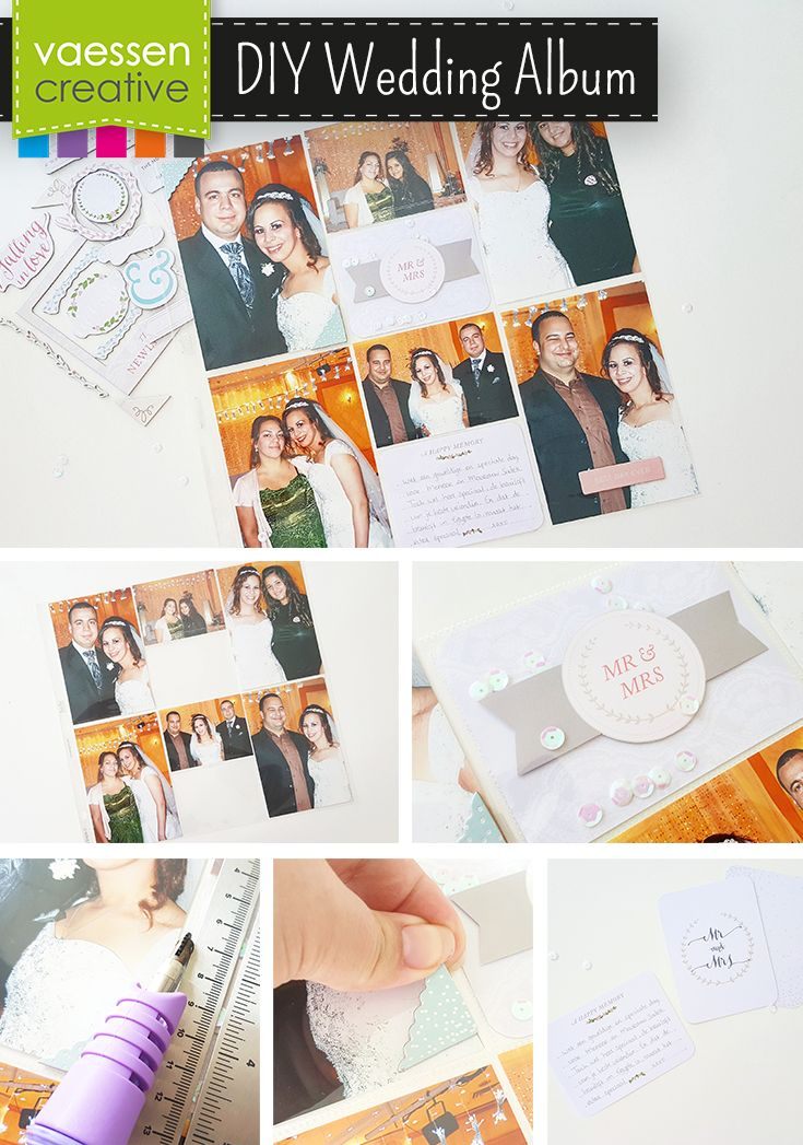 Make a personalized weddingalbum with projectlife turn make a personalized weddingalbum with projectlife turn lovelywedding albums into something even more special with the project life southernweddings solutioingenieria Choice Image
