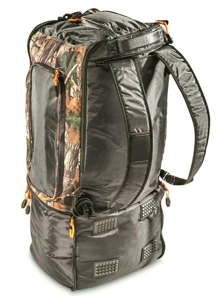 3137c3b590 (eBay Ad) Convertible Backpack / Duffel Bag - Ideal Gear For Hunting /  Outdoor