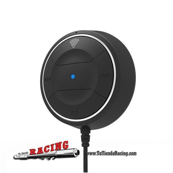 Manos Libres con Bluetooth 4.0 AUX Receptor de Audio Cargador USB Doble Universal -- 18,80€