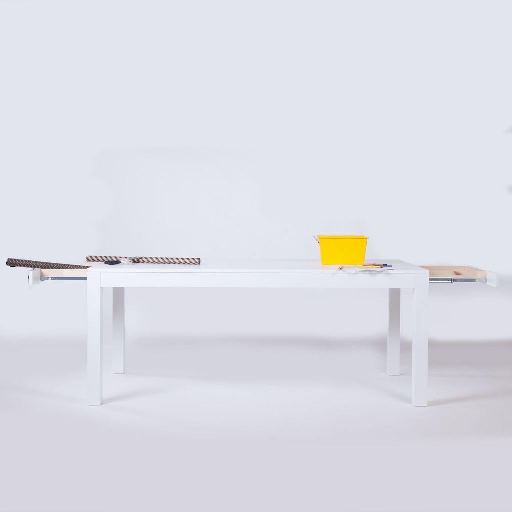 AVA 2-Drawer ruokapöytä