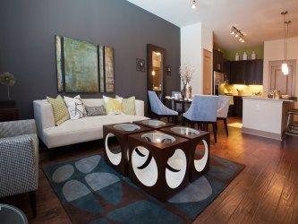 Small Living Room For The Allure Apartments Dallas Tx 75204 Apartments For Rent Tiny Living Space Apartment Decor Home Decor Styles