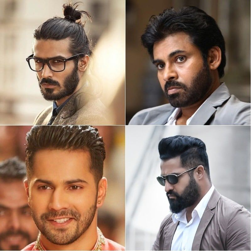 42+ Hairstyle with beard indian ideas