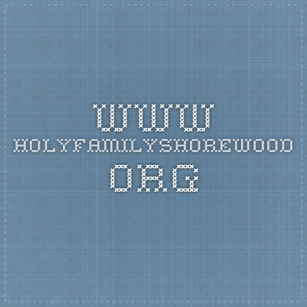 www.holyfamilyshorewood.org