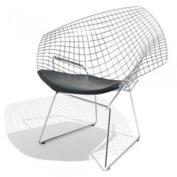 Fauteuil Design Milano Fil De Fer Fauteuil Design Mobilier De Salon