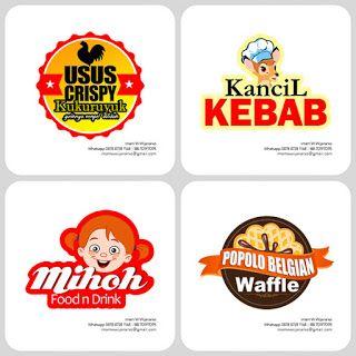 Sebagai Desain Logo Kuliner Karakter Unik Dan Menarik Selalu