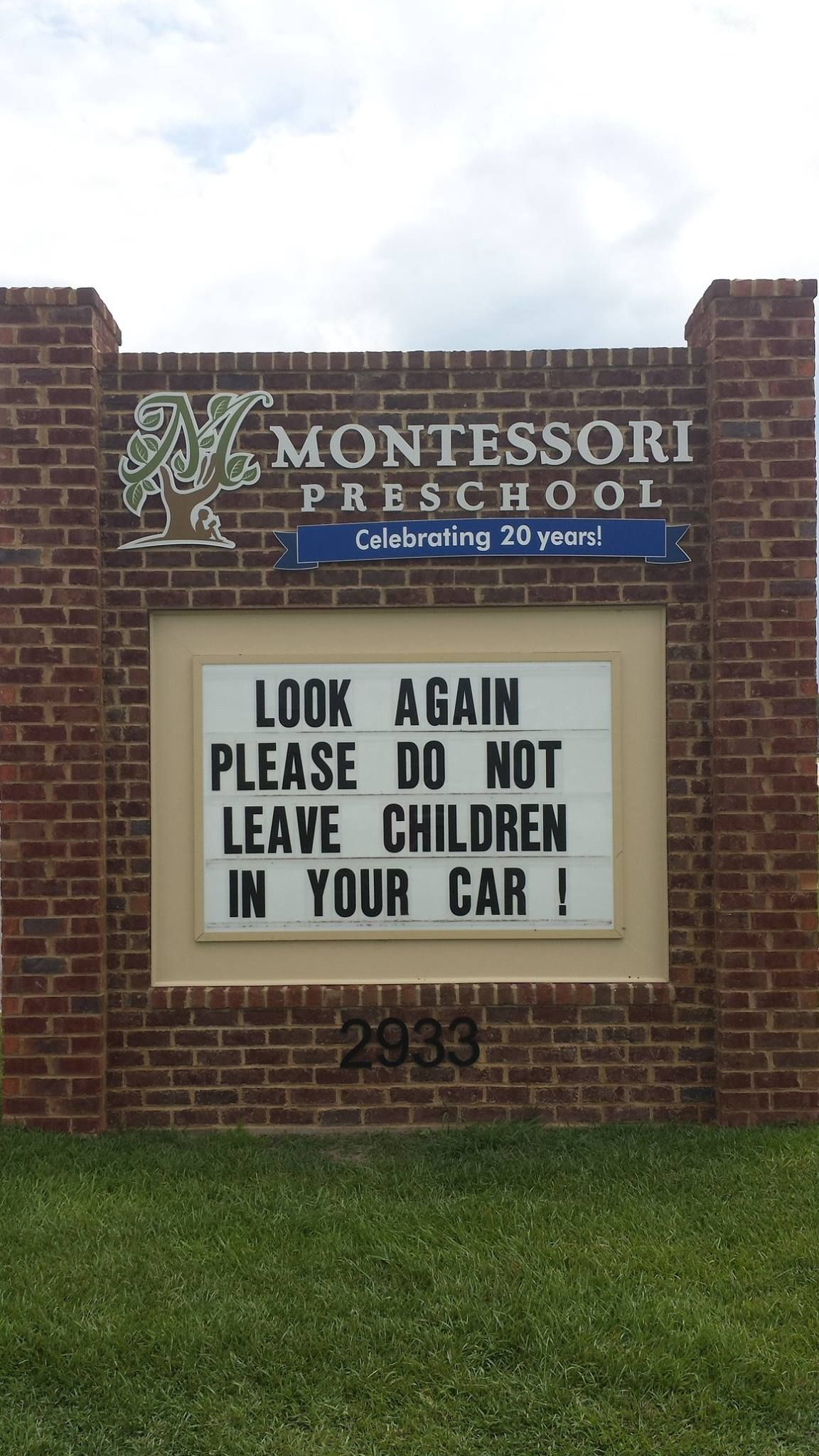 Shout Out To The Richmond Hill Montessori Preschool For
