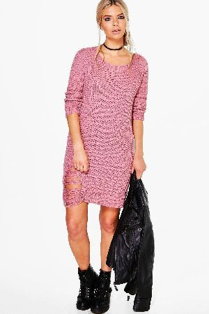boohoo Distressed Knit Jumper Dress - nude DZZ62789 Heidi Distressed Knit Jumper Dress - nude http://www.MightGet.com/january-2017-13/boohoo-distressed-knit-jumper-dress--nude-dzz62789.asp