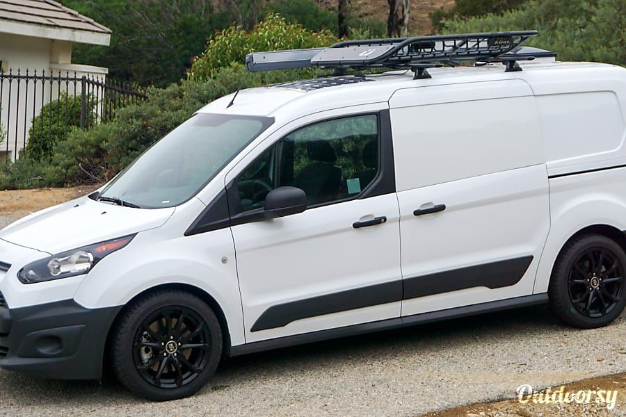 2016 Ford Transit Connect Motor Home Camper Van Rental In Pacific