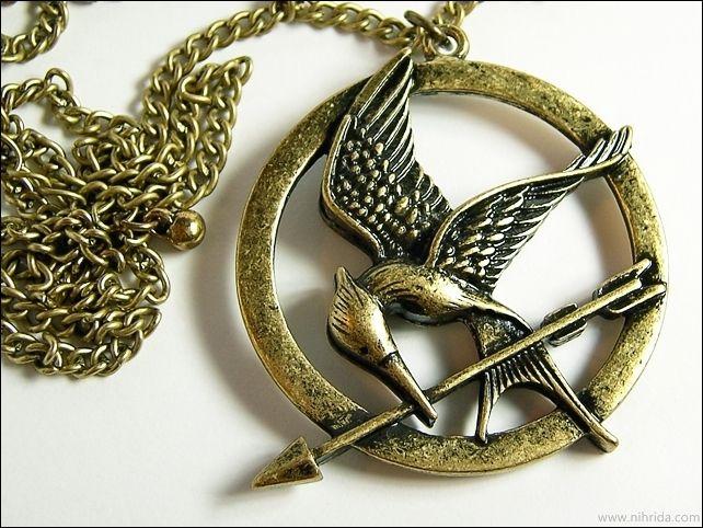 Mockingjay Necklace
