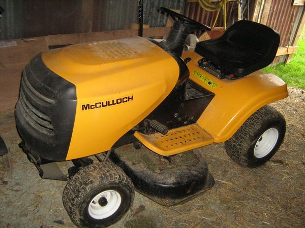 tracteur tondeuse mcculloch occasion choses acheter pinterest tracteurs occasion et. Black Bedroom Furniture Sets. Home Design Ideas