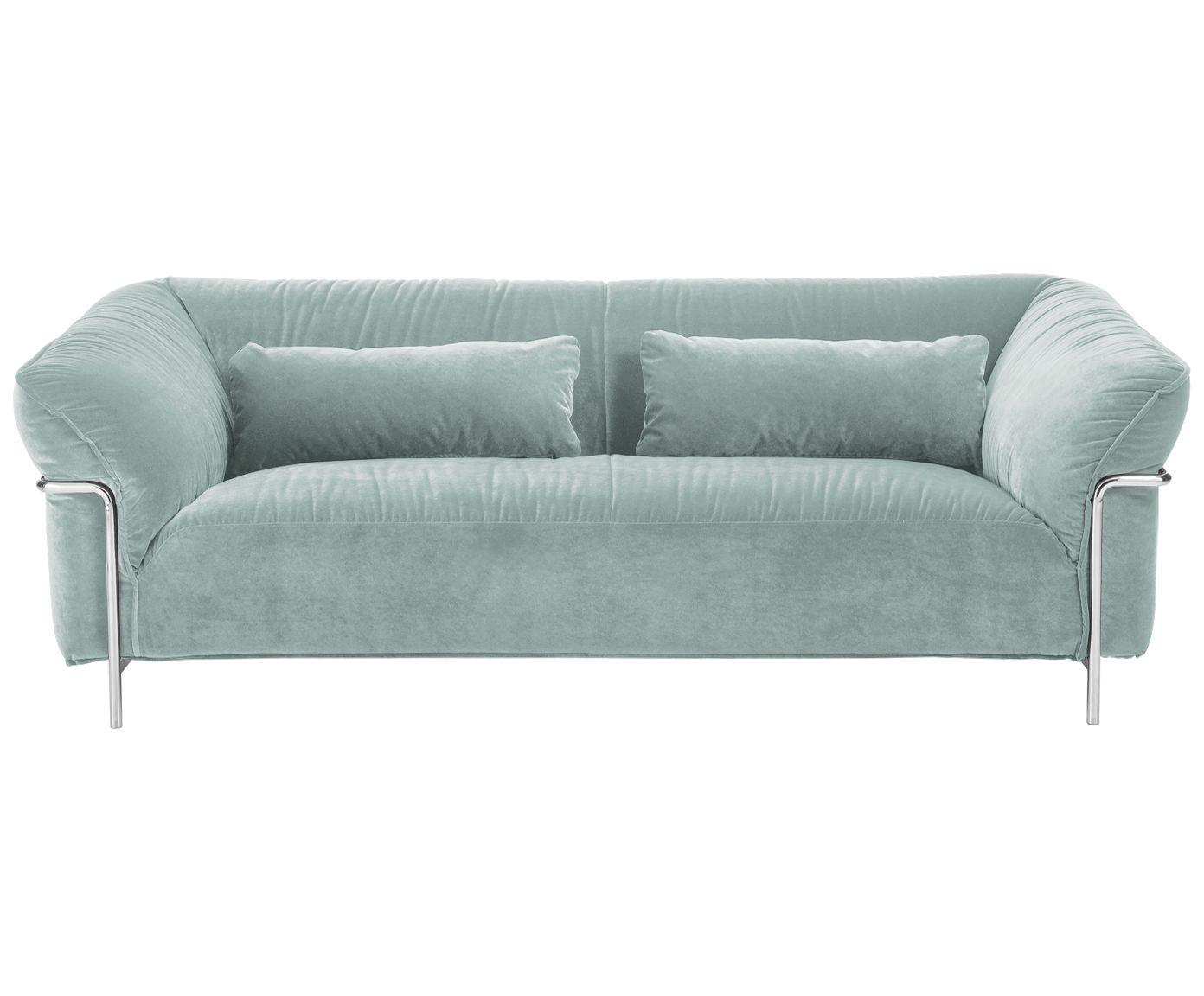 Machen Sie Ihr Wohnzimmer Mit Dem Sofa Doris Aus Samt Und In Turkis Zur Wohlfuhloase Entdecken Sie Weitere Mobel Auf Gt Gt We Sofas 3 Sitzer Sofa Samt Sofa