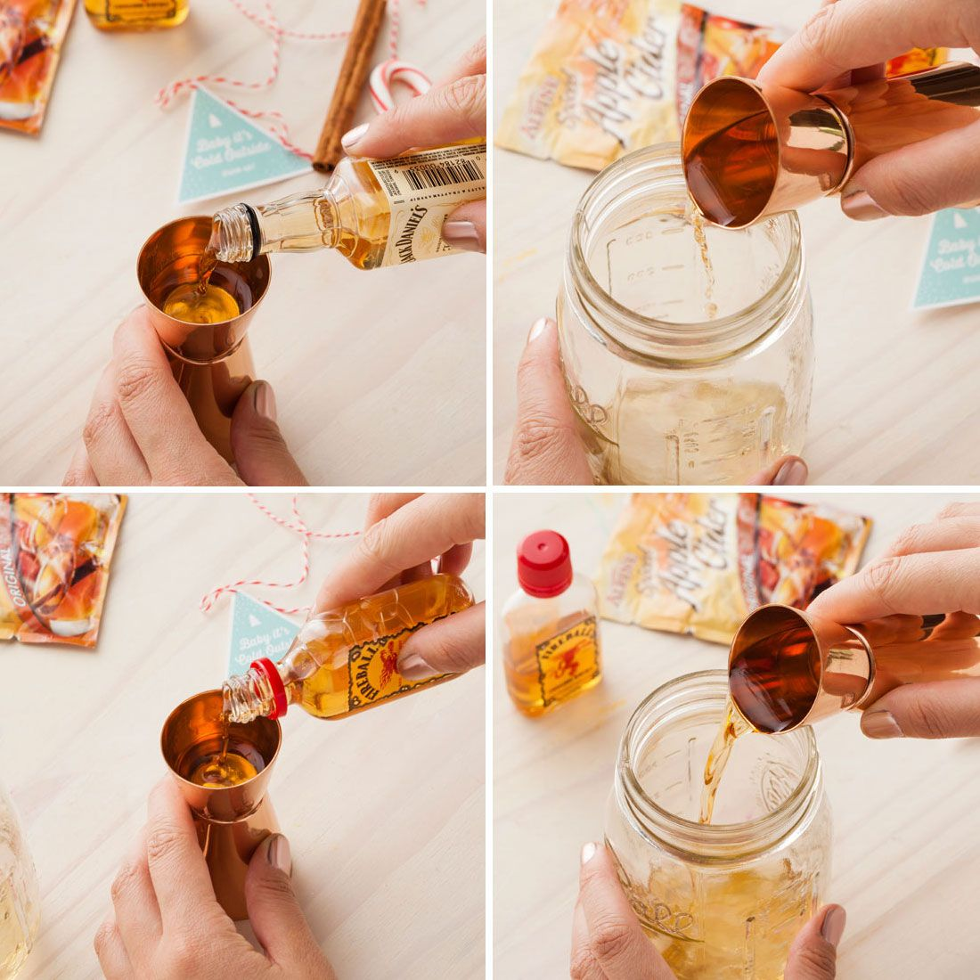 This Mason Jar Cocktail Is The Best Stocking Stuffer Idea For Adults Mason Jar Cocktails Mason Jar Cocktail Gifts Best Stocking Stuffers