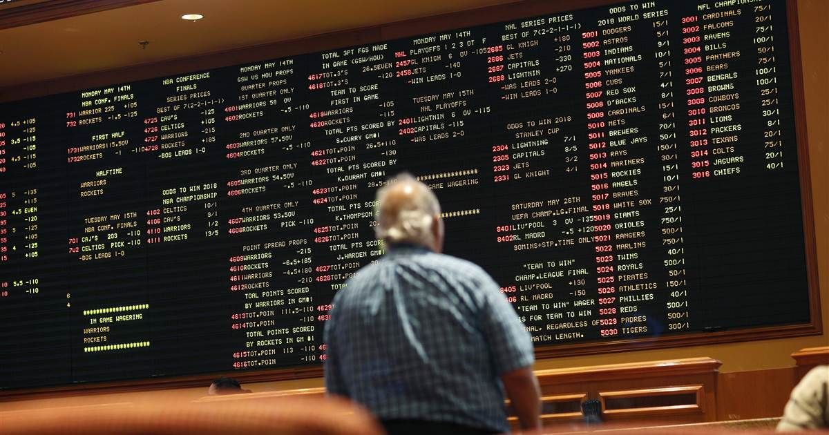 The Supreme Court OK'd sports gambling. See which states