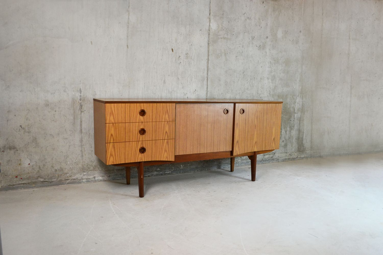 A Celebration Of Formica Very Cool Sideboard In Wood