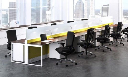Flexible Office Room Design For Staff 1 Office Space