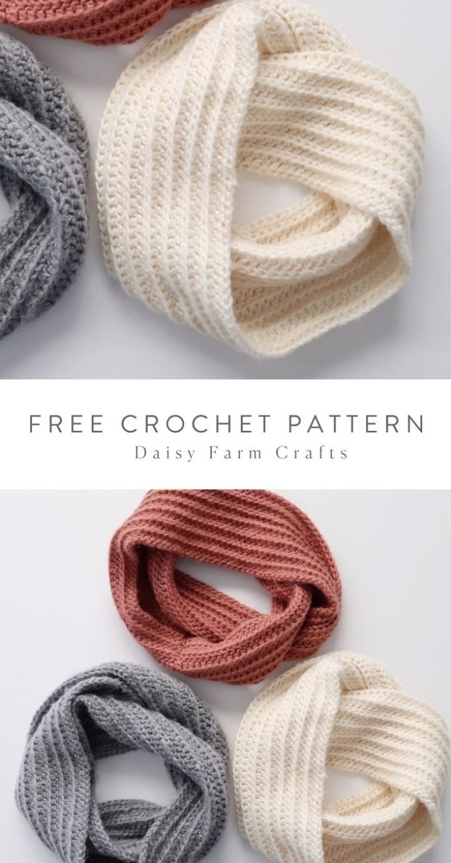 Make Cozy scarf