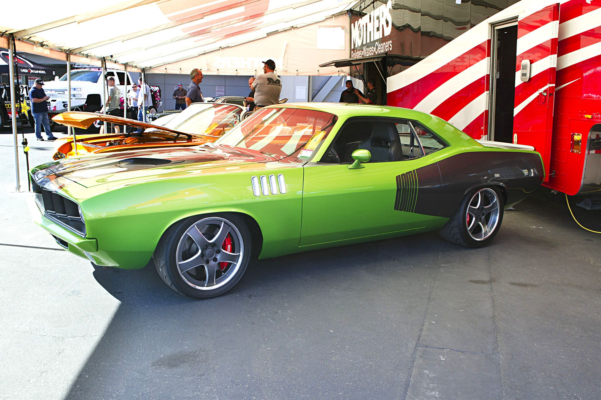 Here are the top 10 favorite Mopars from the 2016 SEMA