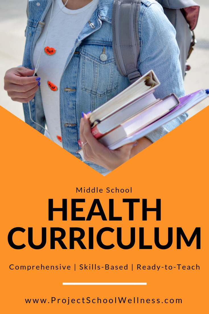 The Project School Wellness Curriculum is finally here