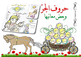 لغتي العربية حروف الجر وبعض معانيها للأطفال مدرستي نور حياتي Blog Blog Posts Post