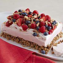 Yogurt-Berry Dessert