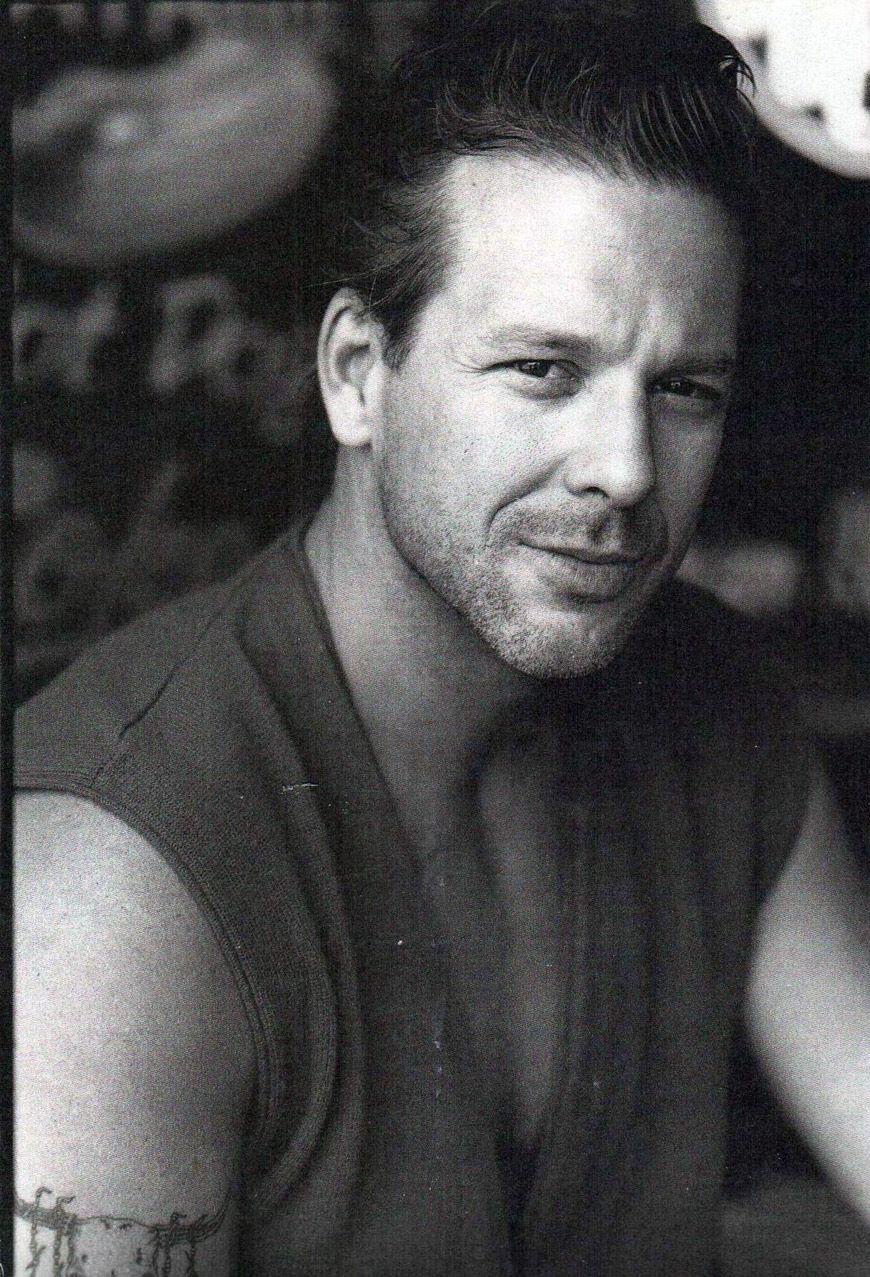 Mickey Rourke in his y...