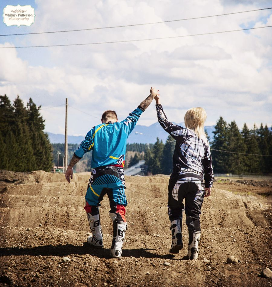Engagement Photography Motocross, Dirt Bike Engagement By Whitney Patterson  Photography {facebook