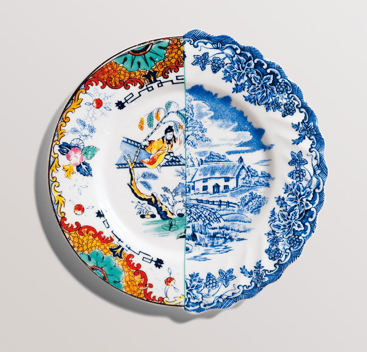 HYBRID Handcrafted dinnerware by CTRLZAK for SELETTI  sc 1 st  Pinterest & HYBRID Handcrafted dinnerware by CTRLZAK for SELETTI | Craft Ideas ...