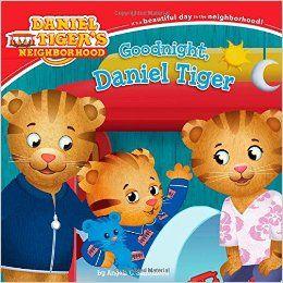AmazonSmile: Goodnight, Daniel Tiger (Daniel Tiger's Neighborhood) (9781481423489): Angela C. Santomero, Gord Garwood: Books