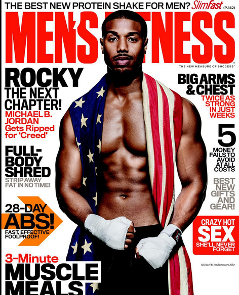 Michael B. Jordan Is Making Us Lick Our Screens (Again) With His Sexy