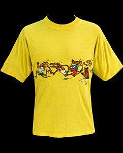 5f6a132f Mens Vintage Clothing 1971 Hawaii Tom Rat Race Tee Medium @ Monster Vintage