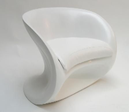 Avalon Fiberglass Furniture Collection By Niedermaier