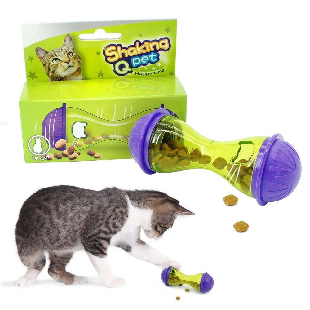 Interactive Treat Toy For Cats in 2020 Cat toys