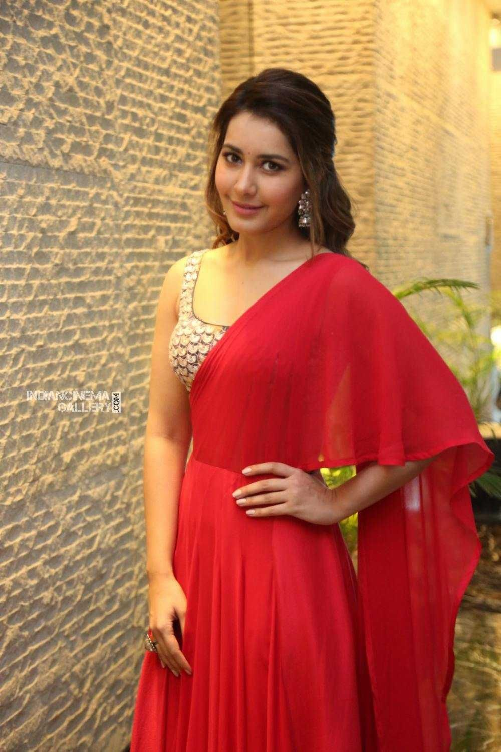 Rashi Khanna Fashion, Dresses, One shoulder formal dress