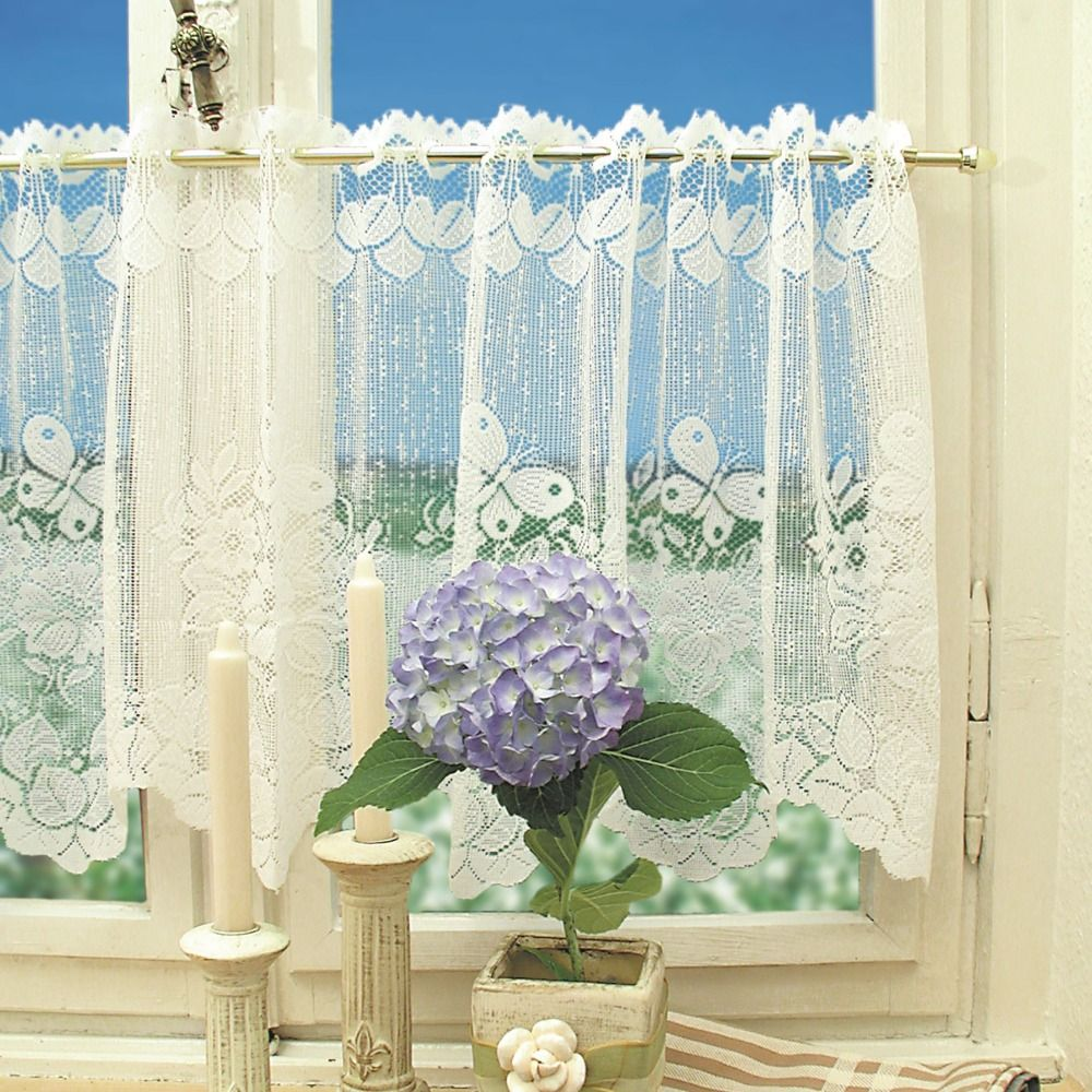 Find More Curtains Information about knitted curtains lace store ...