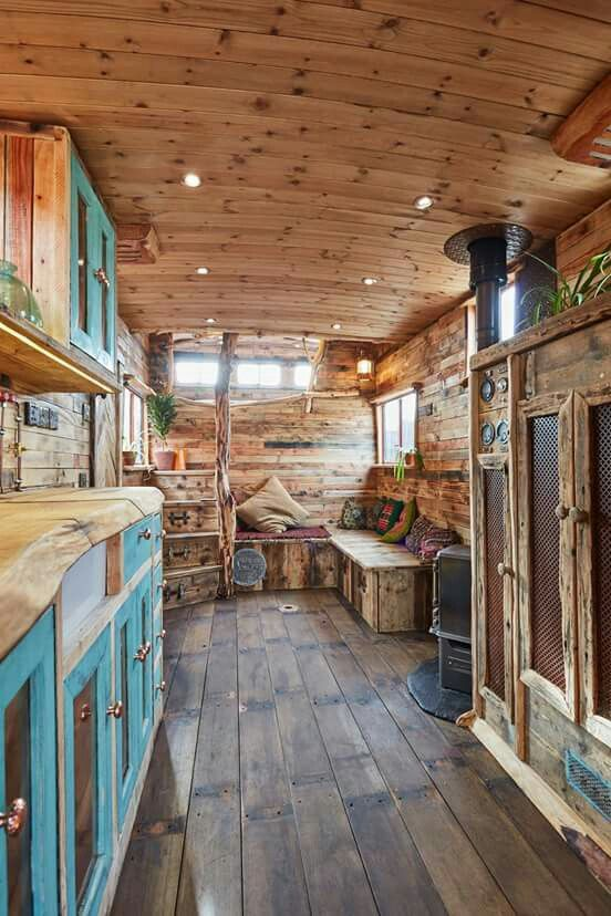 Horse Box Truck Conversion Tiny Homes