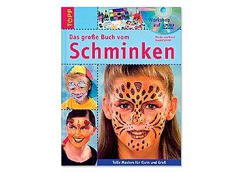 Predlošci ZA oslikavanje Lica šminka knjiga
