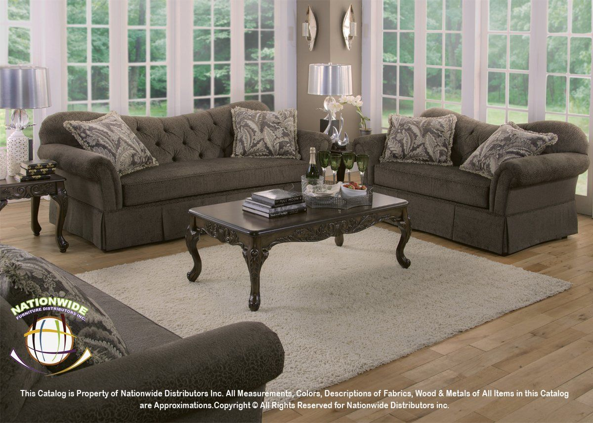 Nationwide Furniture Distributors   Sofas / Loveseats