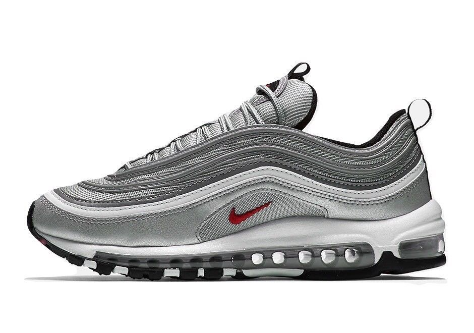 Delicioso Acompañar Lugar de nacimiento  NIKE AIR MAX 97 OG QS SILVER BULLET MEN'S SIZE 11 2017 RELEASE #fashion  #clothing #shoes #accessories #mensshoes #athleticsho… | Nike air max, Nike  air max 97, Nike
