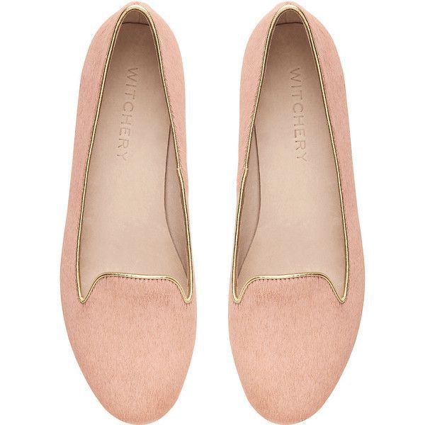 Witchery Blair Loafer  liked on Polyvore see more cushioned flats Witchery Blair Loafer  liked on Polyvore see more cushioned flats