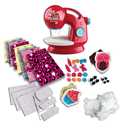 Cool Christmas Gifts For 8 Year Old Girls 2015 Top Toys Sewing Machine Projects Christmas Gifts For Girls Cool Toys For Girls