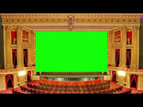 Green Wedding Screen Movie Theater Background Youtube With Images Wedding Background Images Greenscreen Green Screen Video Backgrounds