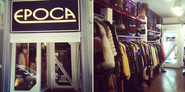 epoca_florence | Vintage shops, Vintage, Shopping