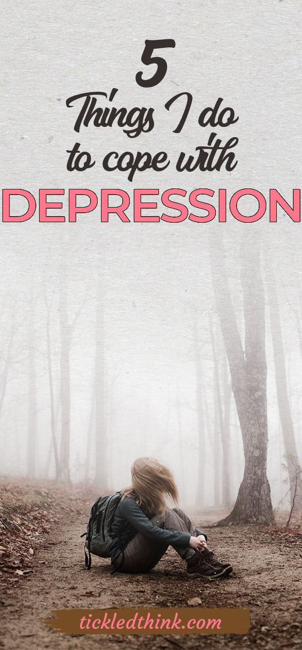 5 things i do when depression hits me hard fandeluxe Gallery